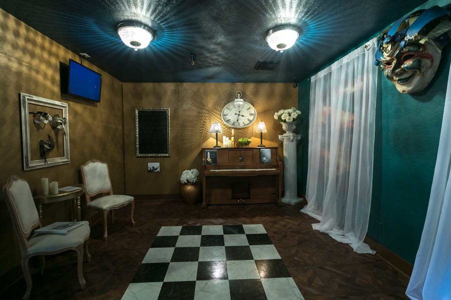 Masquerade Manor Escape Room