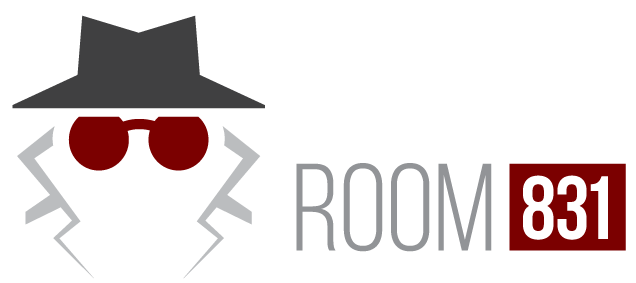 Escape Room 831 Logo Transparent