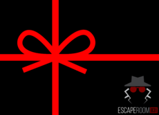 Escape Room Gift Certificate